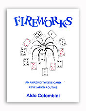 Fireworks book Colombini
