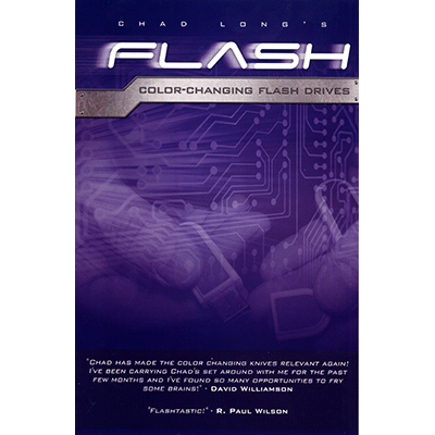 Flash (Props and DVD) by Chad Long