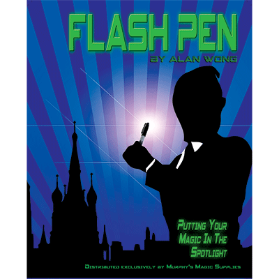 Flash Pen by Alan Wong - Trick