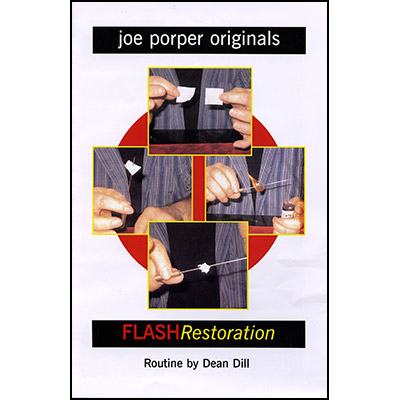 Flash Restoration by Joe Porper - Trick