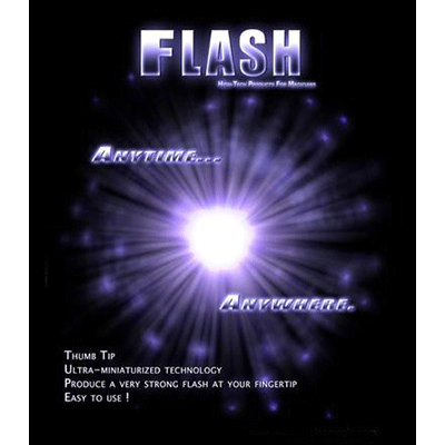 Flash Thumbtip by Marc Antoine - Trick