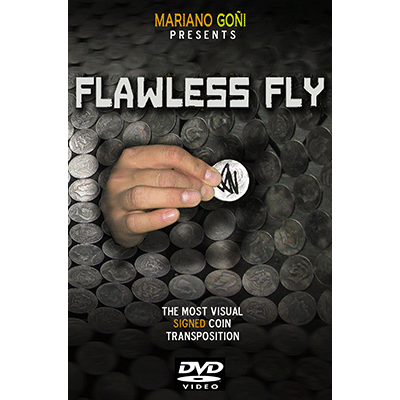 Flawless Fly by Mariano Goni - Trick