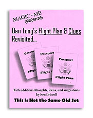 Flight Plan & Clues by Dan Tong