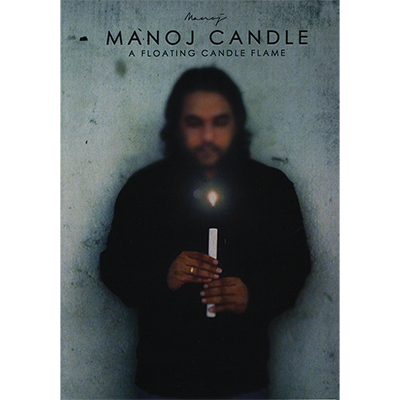 Manoj Candle with DVD by Manoj Kaushal - Trick
