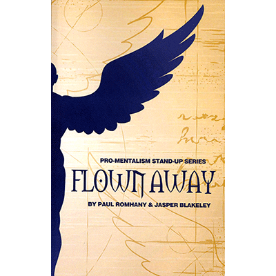 Flown Away - Jasper Blakeley & Paul Romhany DVD & Book Combo