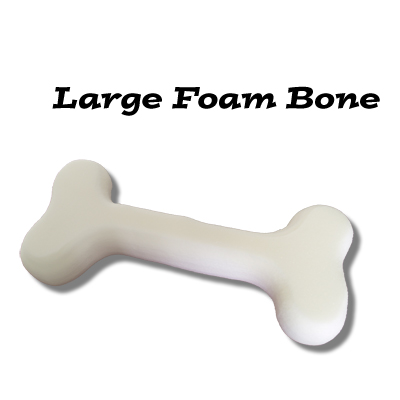 Large Foam Bone by Magic By Gosh - Trick