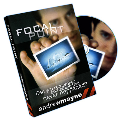Focal Point (DVD and Props)