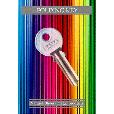 Folding Key by Nahuel Olivera - Trick