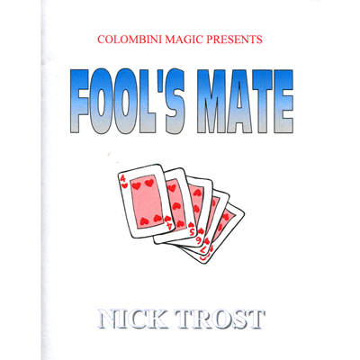Fool's Mate by Wild-Colombini Magic - Trick