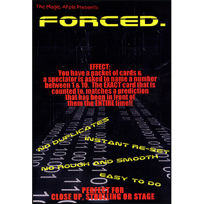 Forced by Joe Fox and Brent Arthur James Geris - Trick