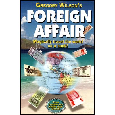 Foreign Affair by Gregory Wilson