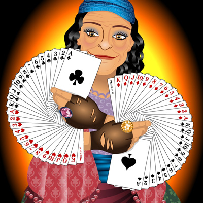 The Fortune Teller's Prediction - Trick