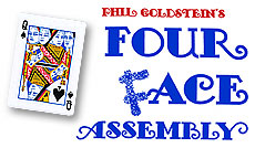 Four Face Assembly Goldstein