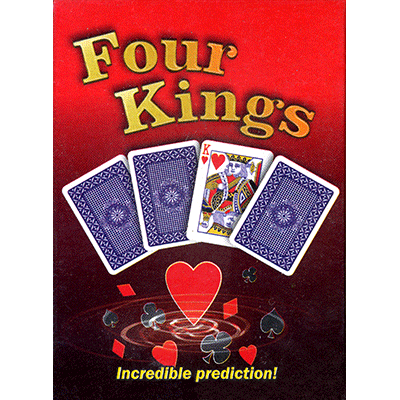 Four Kings by Vincenzo Di Fatta - Tricks