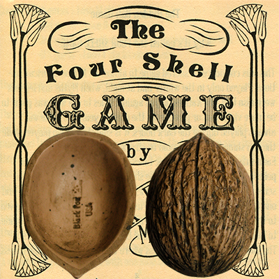 Four Master Walnut Shells - Trick