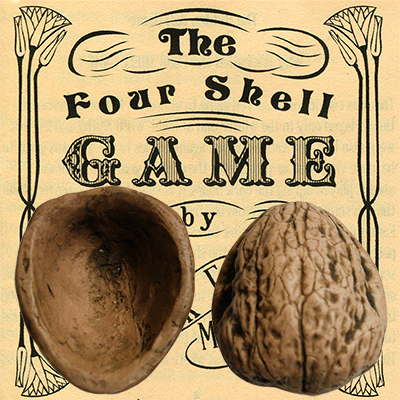 Four Pocket Small Walnut Shells - Trick