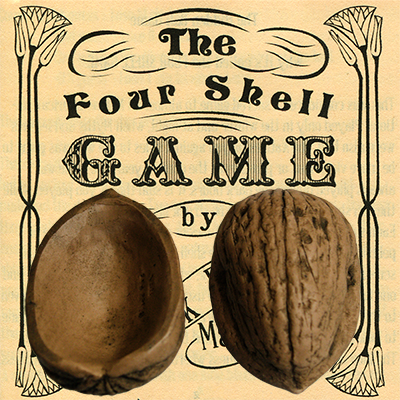 Four Superior Walnut Shells - Trick