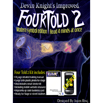 Four Told 2: Modern Symbol Edition