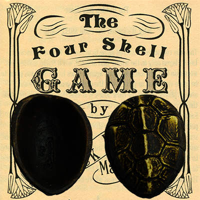 Four Deluxe Turtle Shells - Trick