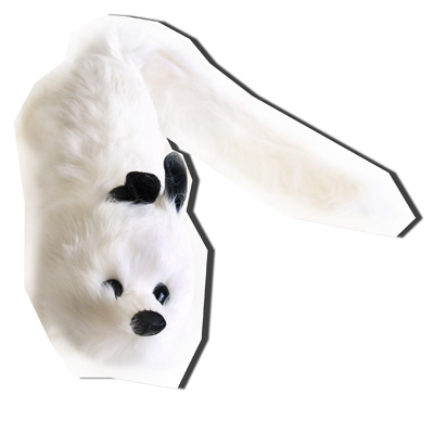 Fox Spring Animal (White)