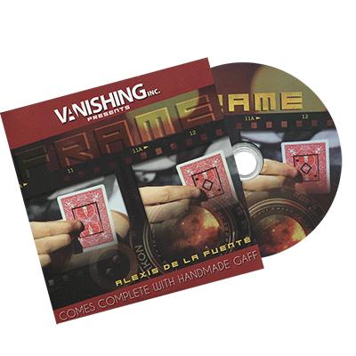 Frame - Alexis De La Fuente & Vanishing Inc.