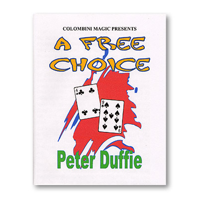 Free Choice by Peter Duffie - Trick