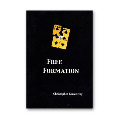 Free Formation by Christopher Kenworthy - Book