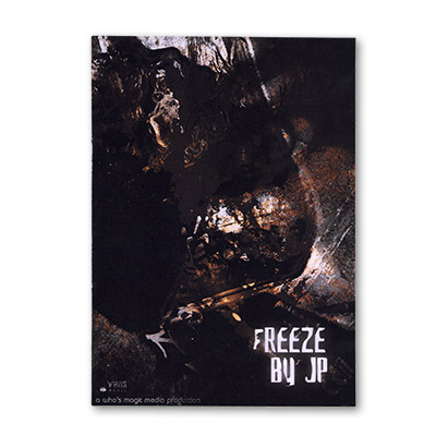 Freeze by JP - Book