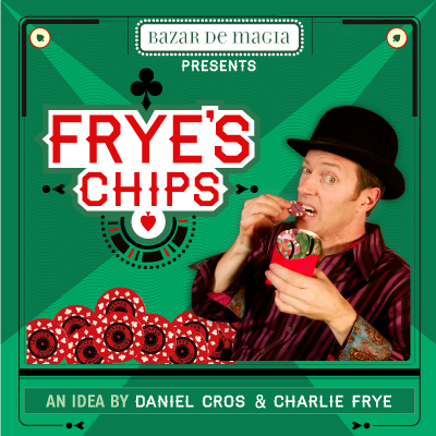 Frye's Chips (DVD and Gimmicks) by Charlie Frye