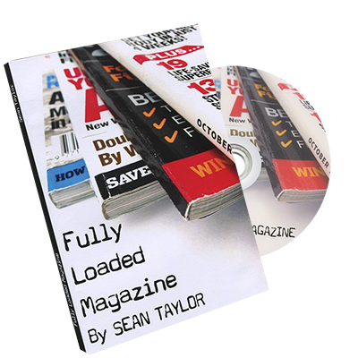 Fully Loaded Magazine by Sean Taylor - Trick