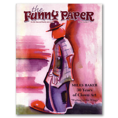 Funny Paper Magazine (Volume 7 Number 2) by SPS Publications