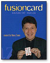 Fusion Card Henry Evans by Bazar de Magia - Trick