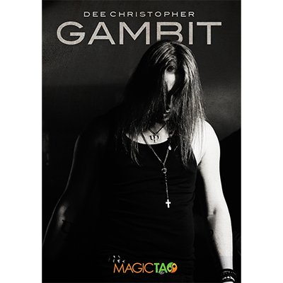 Gambit (Blue) by Dee Christopher and MagicTao - Trick