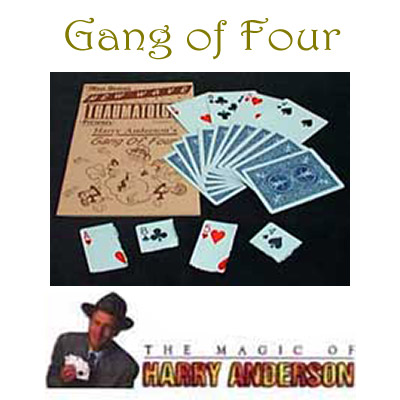 Gang of Four - by Harry Anderson - Trick