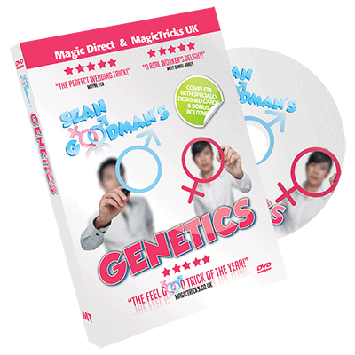 Genetics by Sean Goodman - DVD
