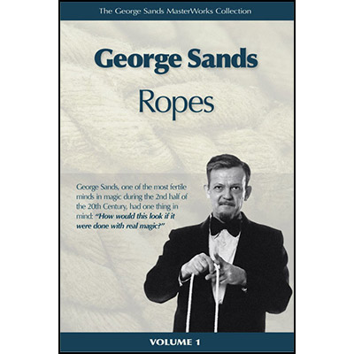 George Sands Masterworks Collection - Ropes (Book and DVD) - Book