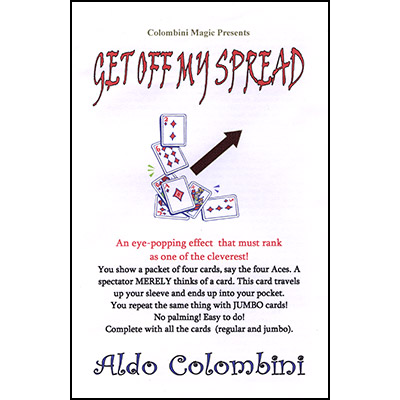 Get Off My Spread by Wild-Colombini - Trick