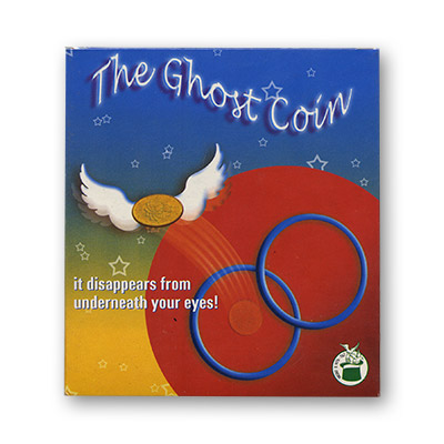 Ghost Coin (Rings & Coin trick)