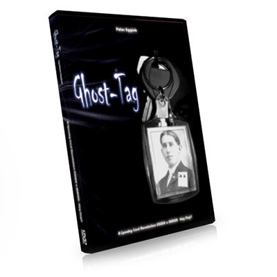Ghost-Tag by Peter Eggink - Trick