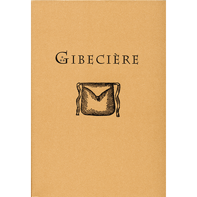 Gibeciere Vol. 1, No. 1 (Winter 2005) by Conjuring Arts Research Center - Book