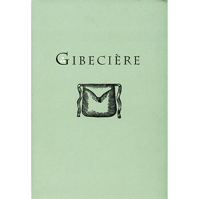 Gibeciere Vol. 1 No. 2 (Summer 2006) - Conjuring Arts Research Center - Libro de Magia