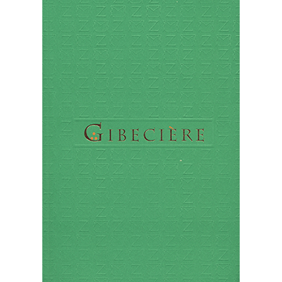 Gibeciere Vol. 6, No. 2 (Summer 2011) by Conjuring Arts Research Center - Book