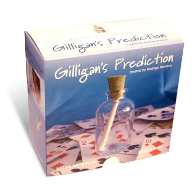 Gilligan Prediction by Bazar de Magia - Trick