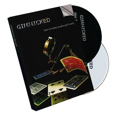 Gimmicked (2 DVD Set) by Andost - DVD