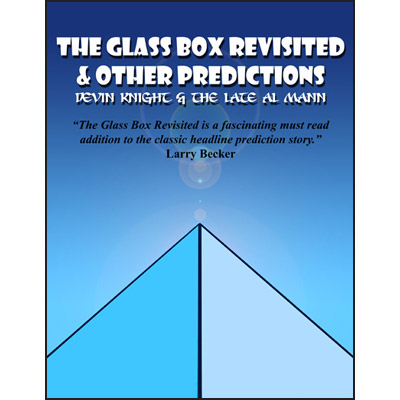 Glass Box Revisited Book by Devin Knight - Book