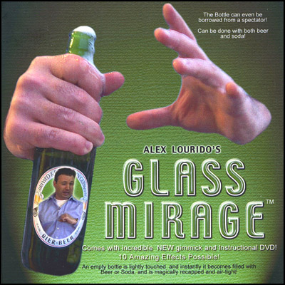 Glass Mirage (Green) by Alex Lourido - Trick