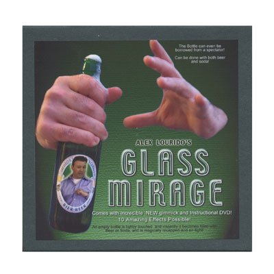 Glass Mirage - Brown Version by Alex Lourido - Trick