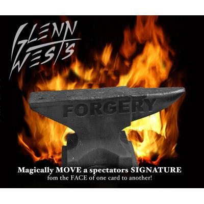 Glenn West's Forgery - Trick