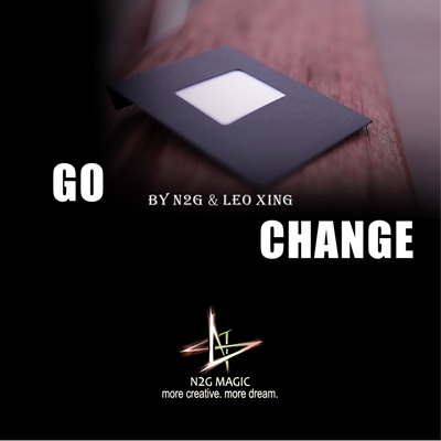 Go Change (Blue) by N2G and Leo Xing