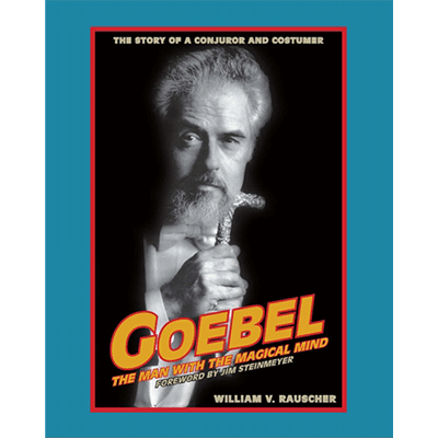 Goebel(with DVD) - Libro de Magia